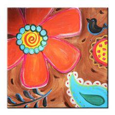 Petals & Paisleys