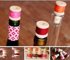 ¡DIY! Te damos cuatro ideas para reciclar corchos