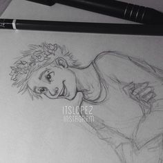 Flower crown Mikey✨
