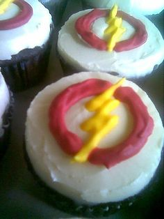 the flash by chipper cupcakes, via Flickr