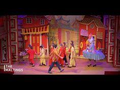 The Maltings Pantomime 2019 - Aladdin - YouTube