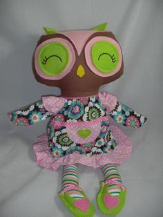 Dress Up Doll Clothes Baby Doll Clothes Peasant Dress by cocomia, $7.99
