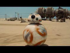 ¿Cómo hicieron a BB-8? - YouTube