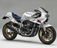 GSX-R1100 remix - RocketGarage - Cafe Racer Magazine