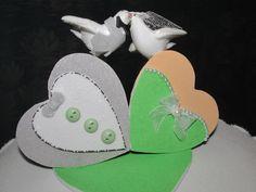 Topo de bolo casamento Ana Cristina e Sallan