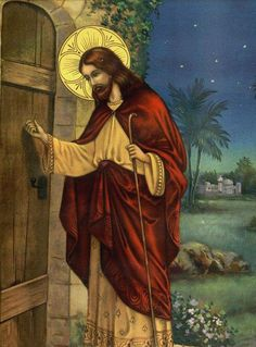 Jesus Knocking at the Door 19 | Flickr - Photo Sharing!
