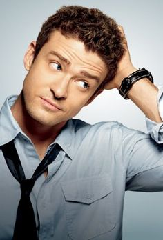 Justin Timberlake- i just want him to be my BFF