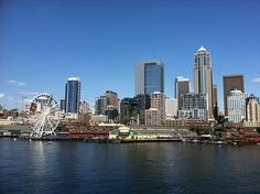 Downtown Seattle waterfront http://downtownseattle.komonews.com/photo-gallery/community-spirit/770569-photos-seattle-skyline-through-passengers-eyes?page=5#