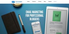 Best Email Marketing Software for Small Business: Convert Kit