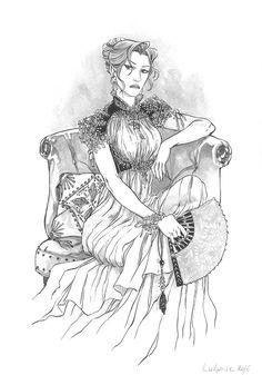 Audelia Tilmariand by Ludimie