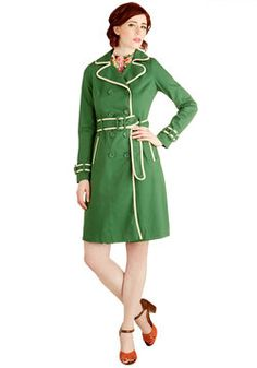 If It Ain't Got That Spring Coat, #ModCloth