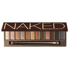 With its blend of cool and warm hues, matte and shimmer finishes, and double-sided eye shadow brush, we wer...