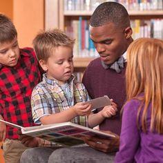 Preschool Pointers: Captivating Children with Interactive Stories