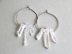 Ohrringe - CIRCLE mini minimalistische Kreis Creolen Ohrringe - ein Designerstück von SpreeGold-Berlin bei DaWanda