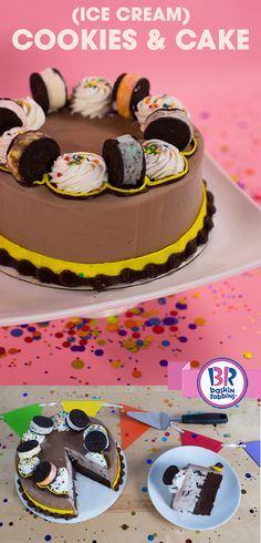 Baskin Robbins Ice Cream Cakes A Treat So Sweet Everyone Will Want Slice Mix Things Up At Your
