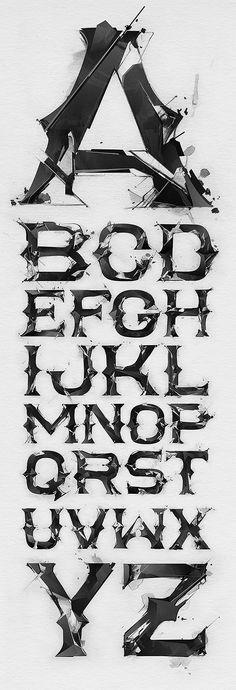 #nike #mlb #studio #desktop #derwentpencils typography #inspiration #drawing #illustration #photoshop #font