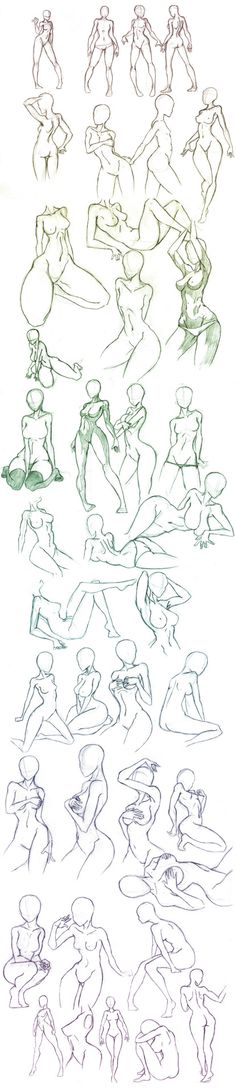 Poses and Expressions!
