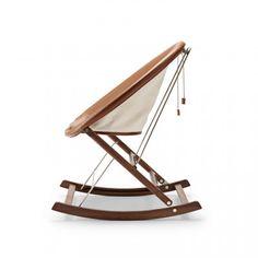 Rocking nest chair