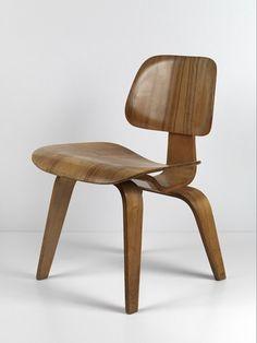 #Eames DCW chair, Charles Eames, 1946 | Museum Boijmans Van Beuningen                                                                                                                                                                                 More