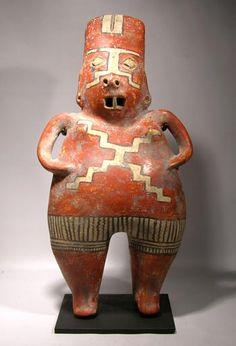 Large Chupicuaro Figure