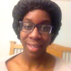 """We love this Instagram video from @theeafrocanadian! She writes, """"Hey guys (Don't mind the bonnet just washed  my hair ) if you're looking for a leave-in conditioner to get you through this harsh weather, KBB Sweet Ambrosia Leave In conditioner does NOT DISAPPOINT. When I started using this product. This was definitely my go to this winter and will be for a long time. Thanks again for stopping in the T.O. and introducing your products to me @karensbeautiful!"""" #naturalhair #TeamNatural…"""