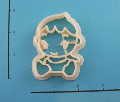 Cute Baby Cookie Cutter