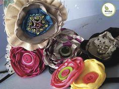flower accessories tutorial