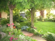 Compagnia del Giardinaggio: Giardini nell'ombra