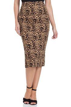 3b31bae953 Going Wild 50s Skirt, Voodoo Vixen, Vintage Inspired Fashion, Retro  Fashion, Leopard