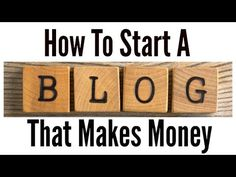 How to Start a Blog That Makes Money - Real Food RN