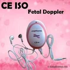 Angel Sounds Fetal Doppler, Pocket Fetal Monitor, Prenatal Monitor Fetal Heart Monitoring, Baby Heart Monitor, Nose Cleaner, Fatigue Syndrome, Face Massage, Clean Pores, Adrenal Fatigue, Ultrasound, Stress Relief