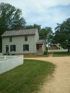 Appomattox. Va civil war park