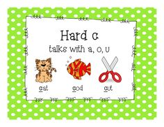 16 Best Soft c and g images in 2013 | Phonics activities, School