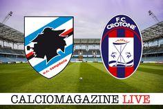 Sampdoria-Crotone tabellino live risultato in tempo reale