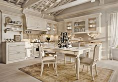 36 Lovely Romantic Kitchen Decorating Ideas - If you want a warmer, homier feel for your kitchen then you should definitely go for the California kitchen in terms of style. But what exactly is the. Nancy Kitchen, Buy Kitchen, Kitchen Designs Photos, Kitchen Photos, Kitchen Interior, Kitchen Decor, Country Kitchen Lighting, Romantic Kitchen, Kitchen Dining Sets