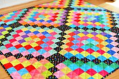 - Quilts