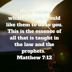 Do Unto Others,