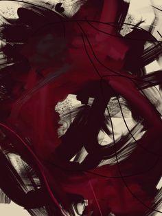 THE HEAVING SURFACE — artpropelled: fran coca flor negra