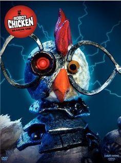 IMDB [7,8] - Robot Chicken (TV Series 2005– )
