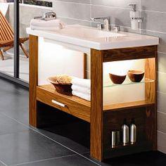 #Okuree City Life bathroom furniture | Villeroy & Boch