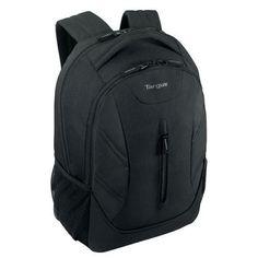 "TARGUS Ascend Laptop Backpack Black Comfortable Business Bag 16""-TSB752AP"