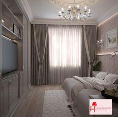 Yatak Odası Perde Seçimi