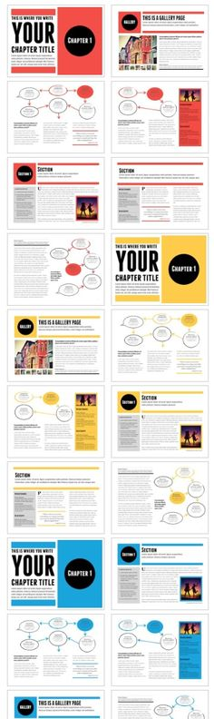 Employee Handbook Manual  Employee Handbook Indesign Templates