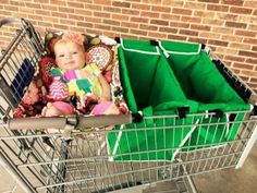 Binxy Baby is called a must have shopping item. don't grocery shop with kids without it. binxybaby.com
