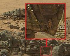 【宇宙ヤバイ】火星でカニのようなものを発見 : 暇人\(^o^)/速報 - ライブドアブログ