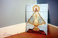 Virgin Mary Filipino Tile Art ...   December, 2013