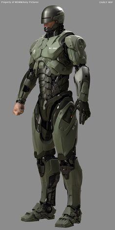 Suit Of Armor, Body Armor, Fantasy Armor, Sci Fi Fantasy, Armor Concept, Concept Art, Armadura Sci Fi, Cyberpunk, Soldado Universal