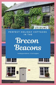 A wonderful selection of 29 self catering cottages and holiday homes in the Brecon Beacons all independently owned. Last minute offers and cottage deals available on many holiday homes. Quirky Places To Stay, Best Places To Travel, Uk Holidays, Luxury Holidays, Large Holiday Homes, Character Cottages, Luxury Holiday Cottages, Star View, Brecon Beacons