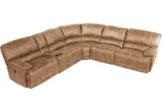 Shop for a Stetson Ridge 6 Pc Sectional at Rooms To Go. Find Sectionals that will look great in your home and complement the rest of your furniture. #iSofa #roomstogo
