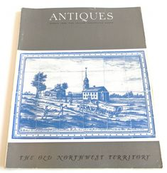 The Magazine Antiques March 1965